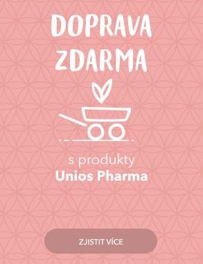 Doprava zdarma s Unios Pharma