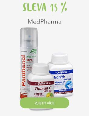 MedPharma 15 % sleva