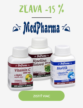 MedPharma 15% zľava