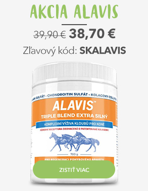 ALAVIS ™ Triple Blend Extra silný