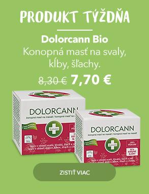 Produkt týždna Dolorcann Bio