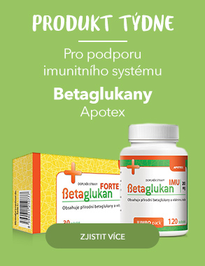 Produkt týdne Betaglukan