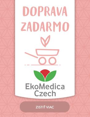 Doprava zadarmo s Ekomedica Czech