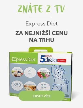 Znáte z TV - Express Diet