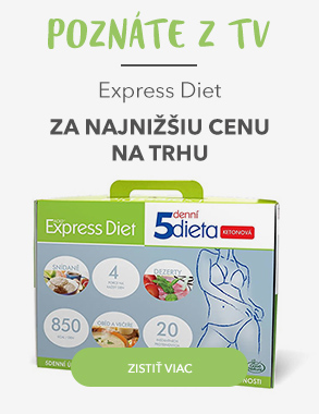 Poznáte z TV - Express Diet