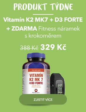 Produkt týdne Vitamín K2 MK7