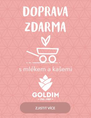 Doprava zdarma s Goldim