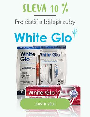 10 % sleva na White Glo