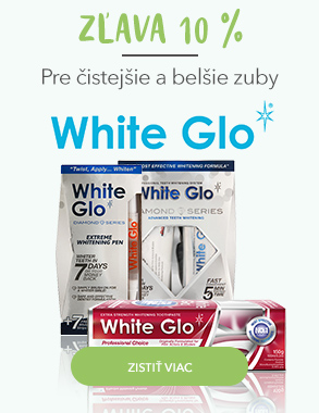 10% zľava na White Glo