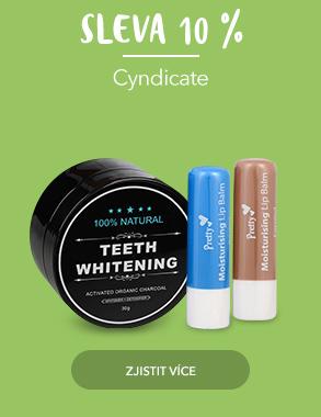 10 % sleva Cyndicate