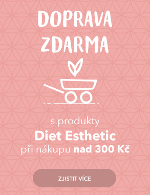 Doprava zdarma s Diet Esthetic