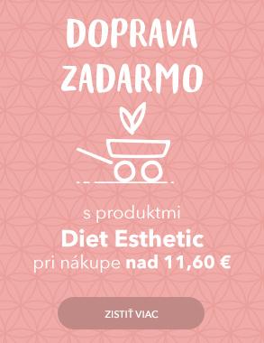 Doprava zadarmo s Diet Esthetic