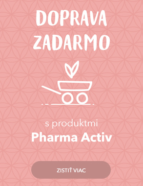 Doprava zadarmo s Pharma Activ