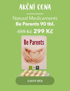 Be Parents s akční cenou