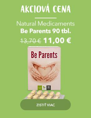 Be Parents s akčnou cenou
