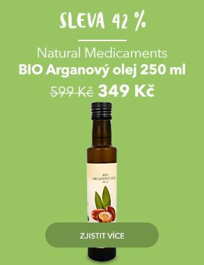 BIO Arganový olej s akční cenou