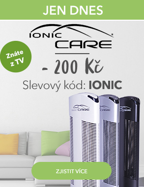 Čističky vzduchu Ionic-CARE