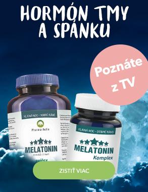 Melatonín - hormón tmy a spánku