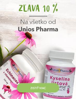 Unios Pharma 10 % zľava