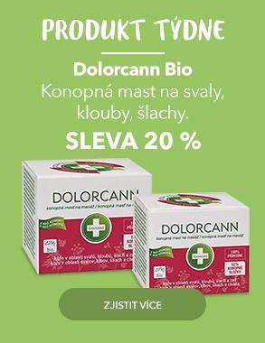 Produkt týdne Dolorcann Bio