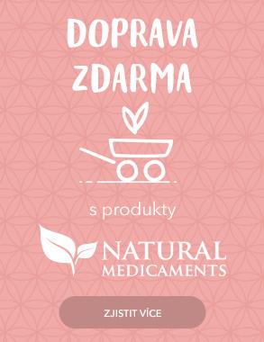 Doprava zdarma s Natural Medicaments