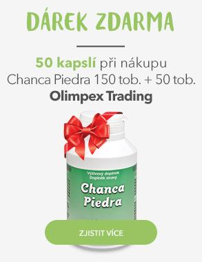 Chanca Piedra + 50 kapslí zdarma
