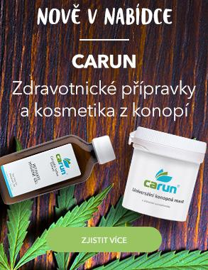 Carun - nově v nabídce