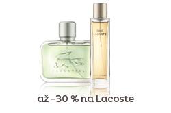 Parfumy Lacoste -30 %