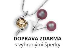 Doprava zdarma s vybranými šperky