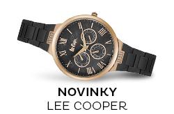 Novinky Lee Cooper