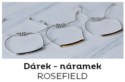 Náramek Rosefield jako dárek