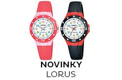 Novinky Lorus