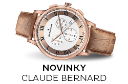 Novinky Claude Bernard