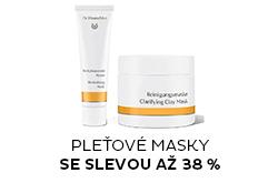 Pleťové masky až -38 %