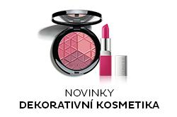 Novinky dekorativní kosmetiky
