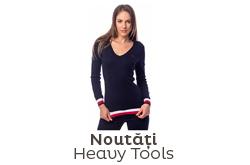 Noutăți Heavy Tools