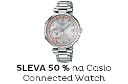 Casio Sheen sleva 50 %