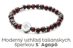S. Agapo - moderne talianské šperky