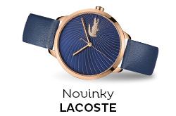 Novinky Lacoste