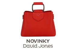 David Jones - novinky