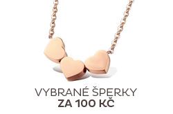 Šperky za 100 Kč