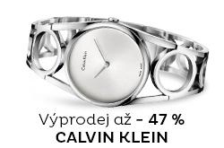Calvin Klein výprodej - sleva až 47 %