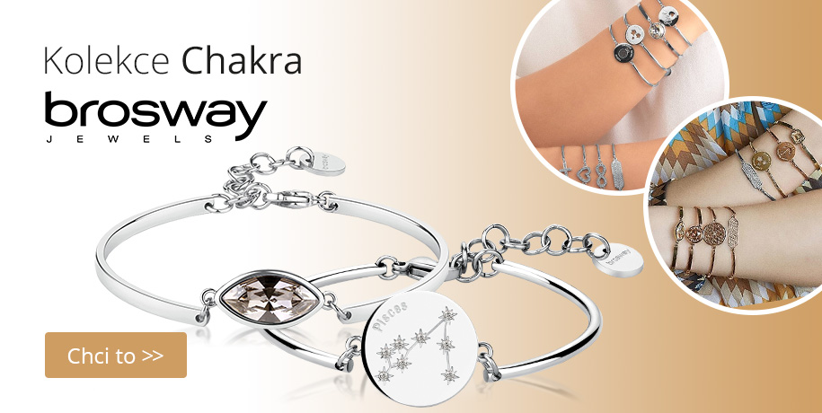 Brosway - kolekce Chakra