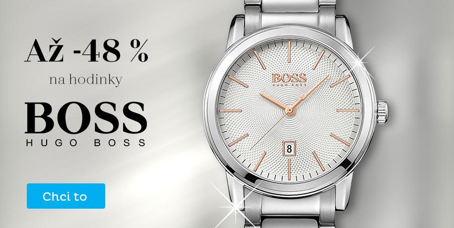 Hugo Boss sleva až 48 %