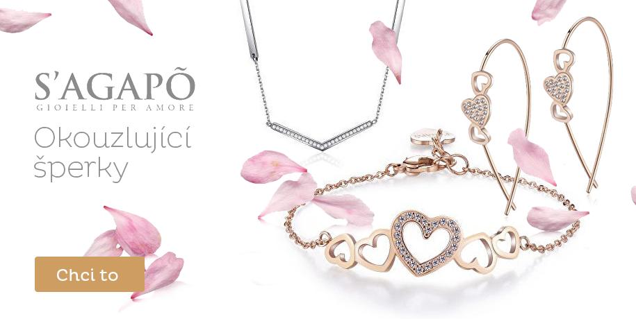 Překrásné šperky S`Agapõ