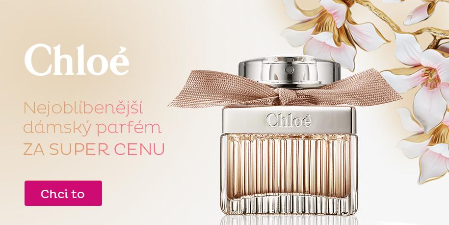 CHLOÉ- nejoblíbenější dámský parfém