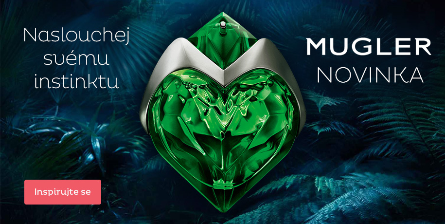Thierry Mugler - parfémová novinka