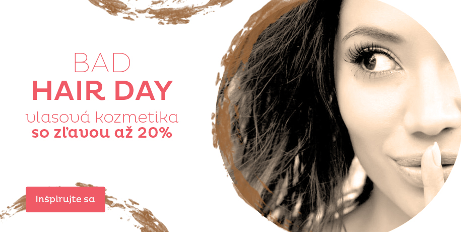 Vlasová kozmetika so zlavou až 20 %