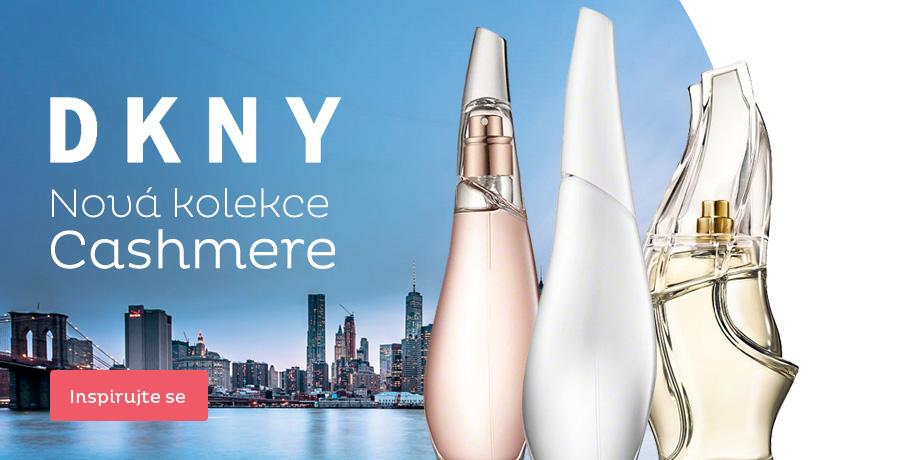 Nové parfémy DKNY