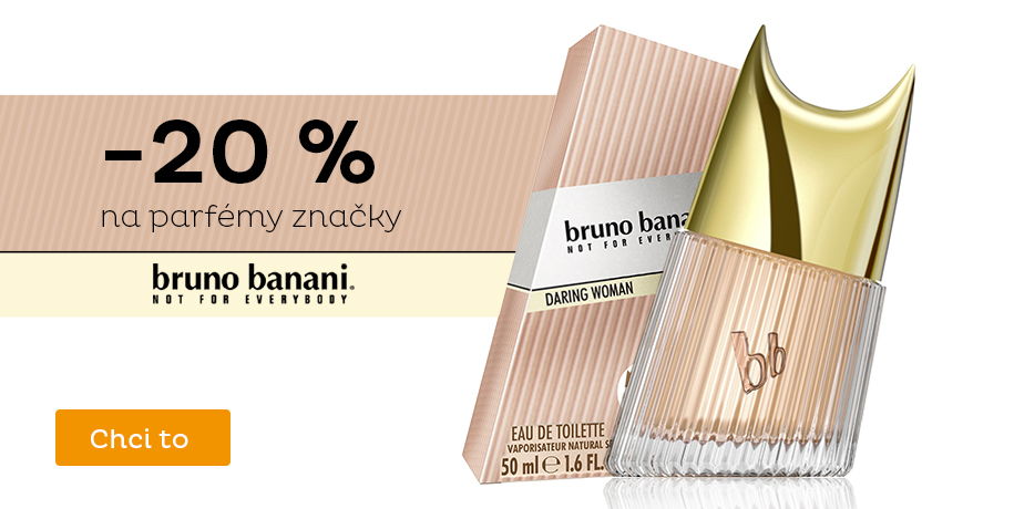 -20 % na Bruno Banani